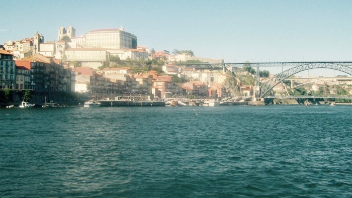 Cruzeiro Porto Régua Porto BA - (Subida)