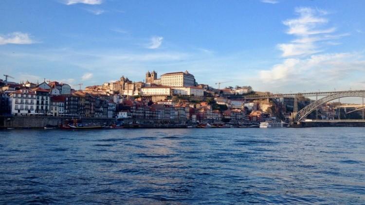 Cruzeiro Porto   Régua   Porto BA - Subida de barco