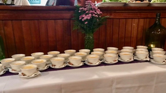 Mesa da sobremesa