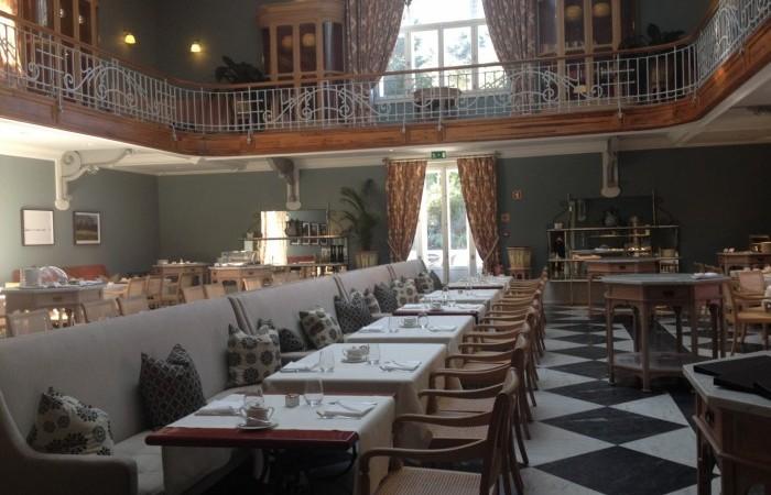 Vidago Palace - Lounge