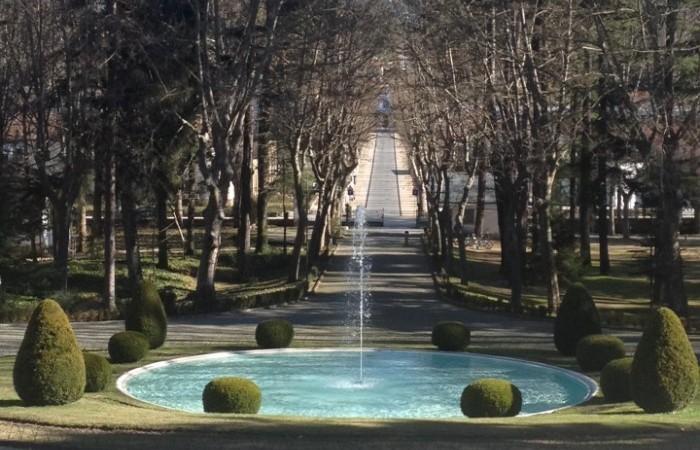 Vidago Palace - Entrada