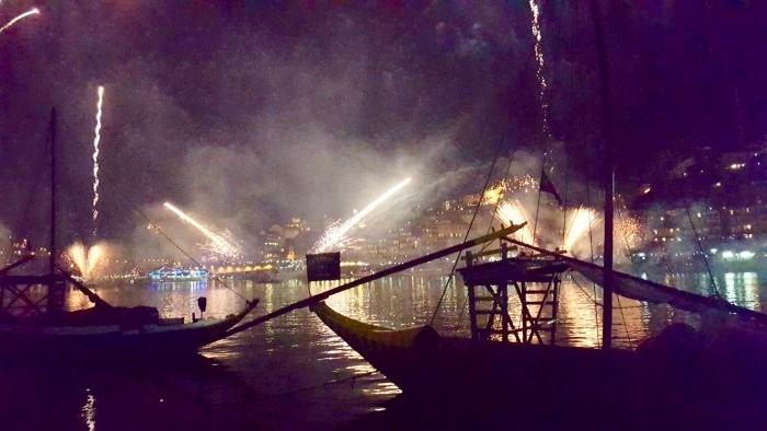 Fogo-de-artifício, 2017