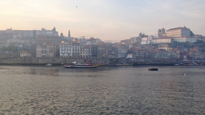 Ribeira do Porto, 2018