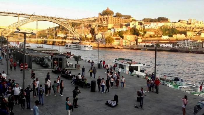 Ribeira Porto - Estiva Quay