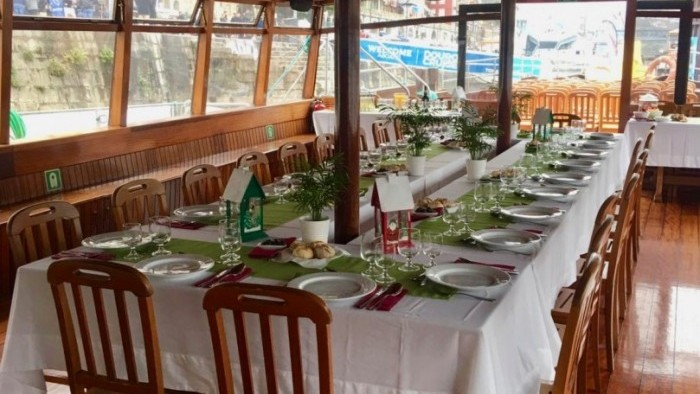 Cruise Lunch on Board - Rabelo Boat