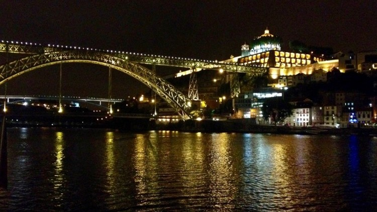 Night Six Bridges Cruise - Porto