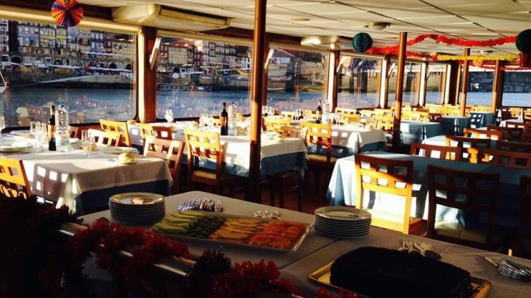 St. John's Cruise with dinner on board 2020 - Menu 2