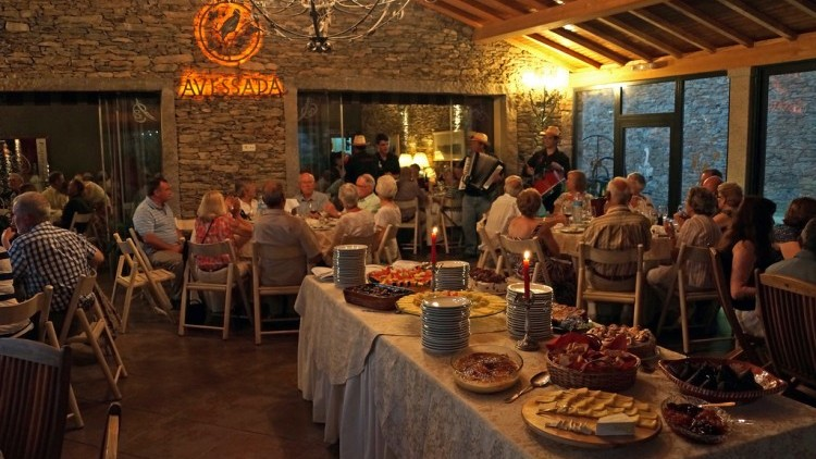 Visit and Tradicional lunch at Quinta da Avessada