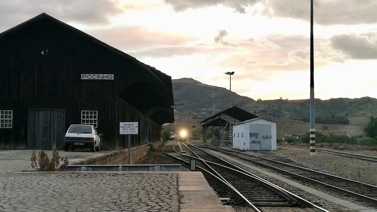 Pocinho Railway Station