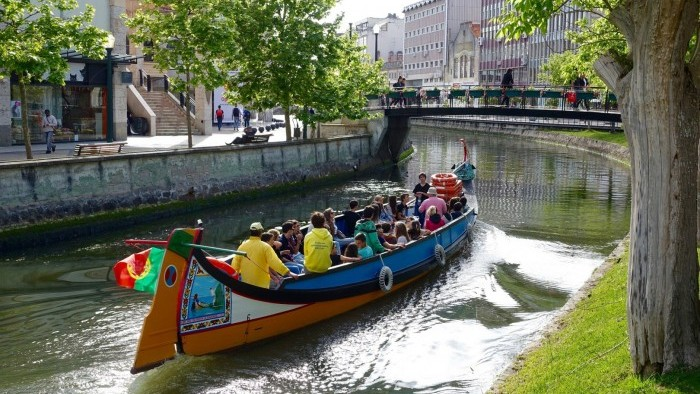 Aveiro Tour - Half Day