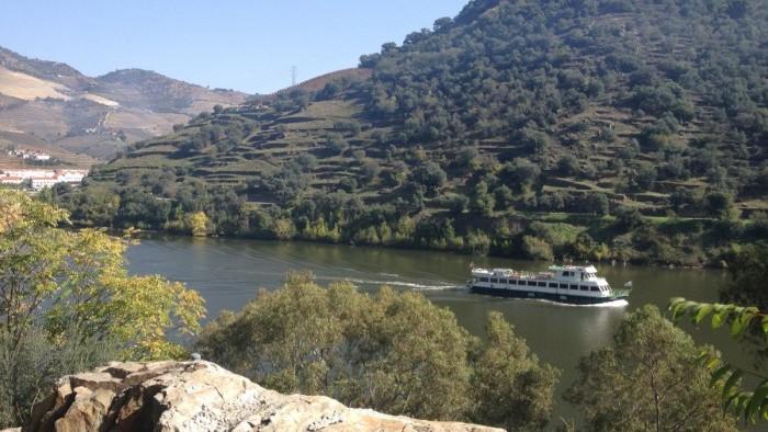 Cruise Porto Pinhão Porto RD (Upstream)