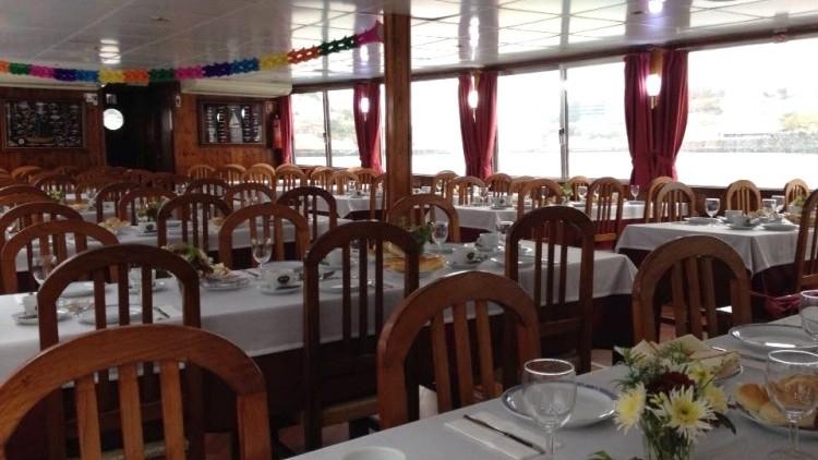 Cruzeiro Porto | Régua | Porto RD - Subida de barco