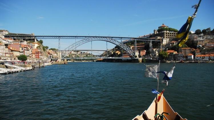 Cruzeiro das Seis Pontes na Cidade do Porto