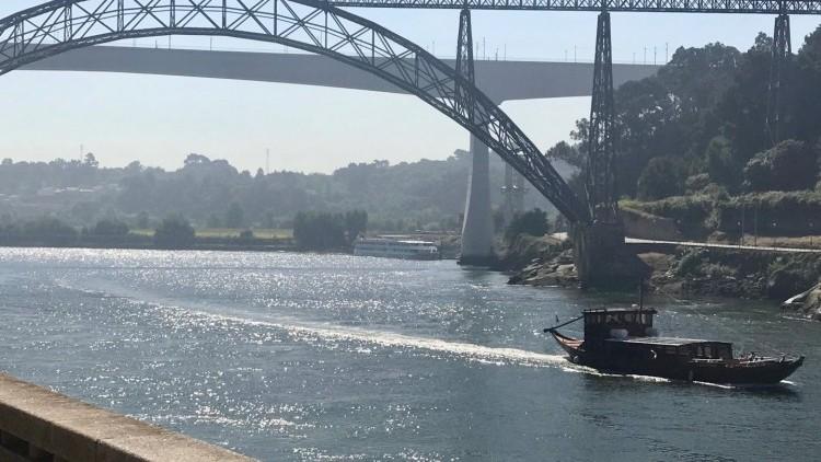 Six Bridges Cruise + Visit and tasting with Fado show at Porto wine cellars