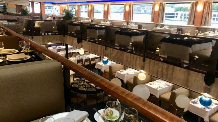 New Year's Eve Cruise with Dinner on Board