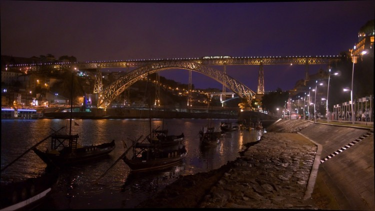 Porto by Night & Dinner and Fado Show