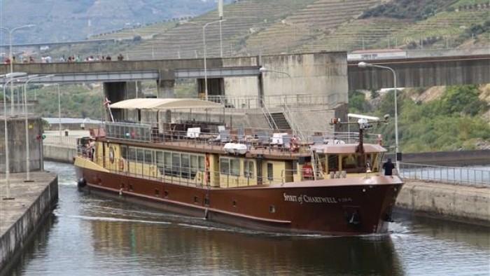 """Cruzeiro 8 dias a bordo do """"Spirit of Chartwell"""""""
