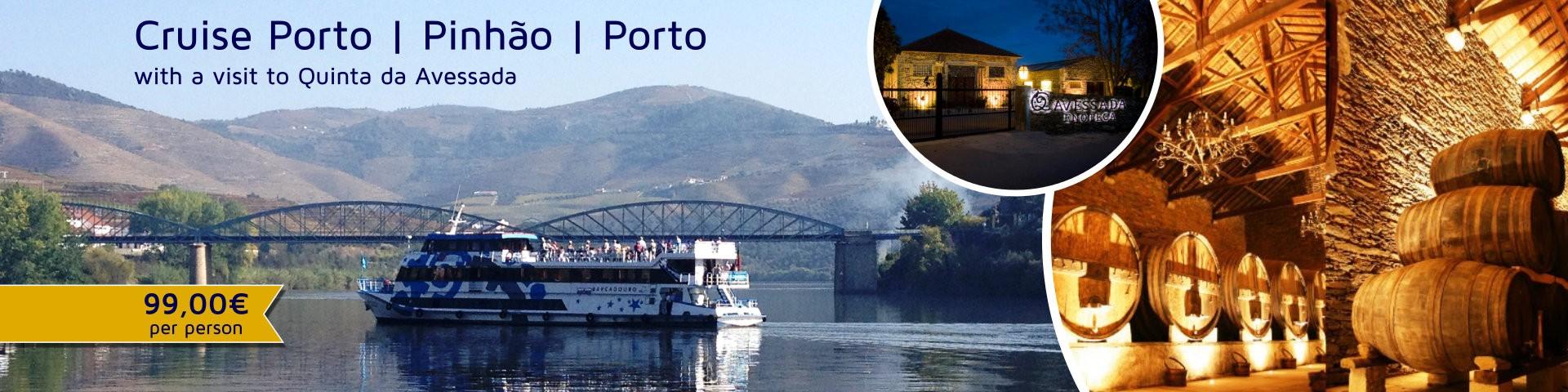 Cruise Porto Pinhão Porto